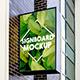 Signboard Mockup - GraphicRiver Item for Sale