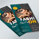 DL Fashion Extreme Party Flyer - GraphicRiver Item for Sale