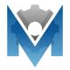 M Letter Mechanics Logo - GraphicRiver Item for Sale