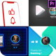 Youtube Endcards Pack - VideoHive Item for Sale