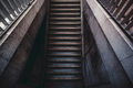 Concrete stairs to the subway - PhotoDune Item for Sale