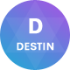 Destin - Bootstrap 5 Landing Page Template - ThemeForest Item for Sale