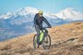 Climb in a mountain bike - PhotoDune Item for Sale