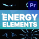 Energy Elements | Premiere Pro MOGRT - VideoHive Item for Sale