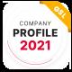 Company Profile Google Slides Presentation Template - GraphicRiver Item for Sale