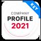 Company Profile Keynote Presentation Template - GraphicRiver Item for Sale