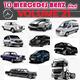 10 Mercedes Pack V21 - 3DOcean Item for Sale