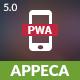 Appeca - Mobile Template & PWA - ThemeForest Item for Sale