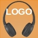 Podcast Guitar Logo