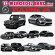 10 Mercedes Pack V24 - 3DOcean Item for Sale