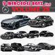 09 Mercedes Pack V25 - 3DOcean Item for Sale