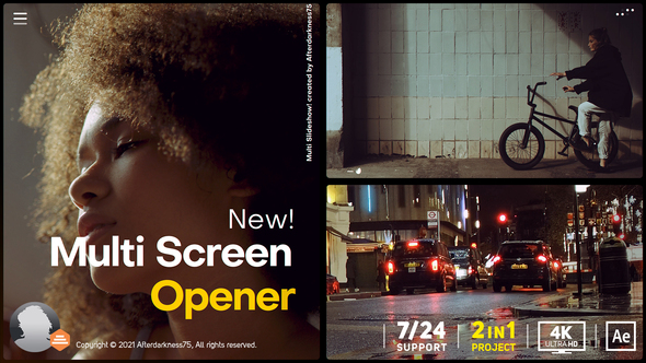 Multi Screen Opener