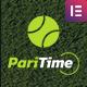 Paritime - Tennis Club WordPress Theme - ThemeForest Item for Sale