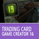 Trading Card Game Creator - Vol 16 - Military - GraphicRiver Item for Sale