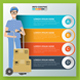 Delivery Infographics - GraphicRiver Item for Sale