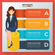 Woman Infographics - GraphicRiver Item for Sale