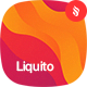 Liquito - Abstract Dynamic Backgrounds - GraphicRiver Item for Sale