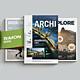 Magazine Bundle Vol. 4-5-6 - GraphicRiver Item for Sale