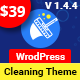 Clenix - Cleaning Services WordPress Theme - ThemeForest Item for Sale