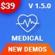 Medilink - Health & Medical WordPress Theme - ThemeForest Item for Sale