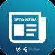 Flutter - Deco News - Mobile App for Wordpress - CodeCanyon Item for Sale
