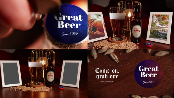 Beer Slideshow Promo