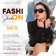 Fashion Show Party Flyer - GraphicRiver Item for Sale