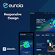 Eunoia - Tech Company Digital Service Elementor Template Kit - ThemeForest Item for Sale