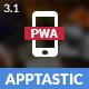 Apptastic Mobile - ThemeForest Item for Sale