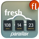 fresh Parallax Under Construction Countdown - CodeCanyon Item for Sale