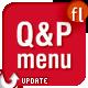 Quick & Pro Menu Navigation jQuery Plugin - CodeCanyon Item for Sale