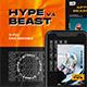 Hypebeast V.1 Instagram Template - GraphicRiver Item for Sale