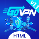 GOVPN   Responsive VPN and SaaS Website Template - ThemeForest Item for Sale