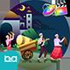 Ramadan Mubarak Animation | Apple Motion & FCPX - VideoHive Item for Sale