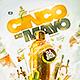 Flyer Cinco De Mayo Template - GraphicRiver Item for Sale
