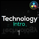 Technology Intro for DaVinci Resolve - VideoHive Item for Sale