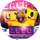 Back to The 1990 Night Club Flyer - GraphicRiver Item for Sale