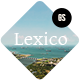 Lexico Google Slides - GraphicRiver Item for Sale