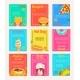 Set of Fast Food Shop Flyersbanners - GraphicRiver Item for Sale