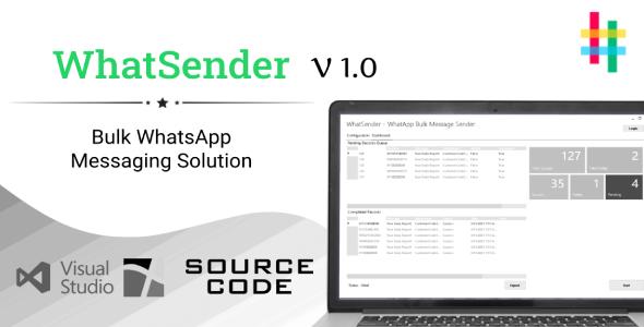 WhatSender - Bulk WhatsApp Messanger
