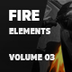 Fire Elements Volume 03 [Ae] - VideoHive Item for Sale