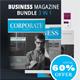 Business Magazine bundle - GraphicRiver Item for Sale