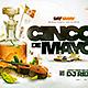 Flyer Cinco De Mayo - GraphicRiver Item for Sale