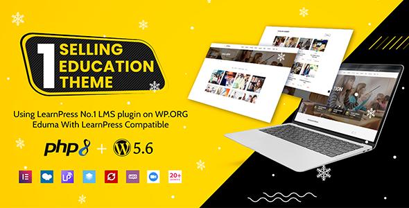 Education WordPress Theme   Eduma