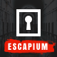 Escapium - Escape Room Game WordPress Theme - ThemeForest Item for Sale