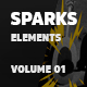 Sparks Elements Volume 01 [Ae] - VideoHive Item for Sale