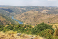 Amazing View of the river in Douro International Nature Park, Portugal - PhotoDune Item for Sale