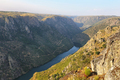 Pena del Aguila viewpoint in Douro International Nature Park, Spain - PhotoDune Item for Sale