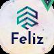 Feliz - Nuxt.js Strapi IT & Marketing Template - ThemeForest Item for Sale