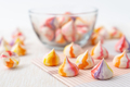 Homemade colorful French meringue cookies ready to serve - PhotoDune Item for Sale